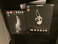 Scream trilogy and scream 4 dvd