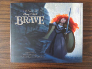 The Art of Brave BRAND NEW