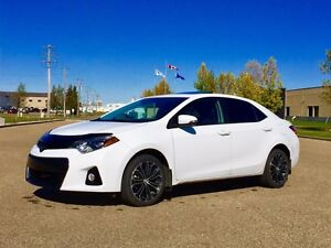 2016 Toyota Corolla S Upgrade-Lease Takeover