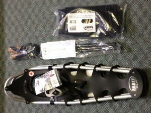 Faber North Hiker Aluminium Snowshoes. Brand New! 9 x 29 in.