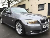 2009 59 BMW 330D Authorities Automatic E90 Saloon Met Space Grey