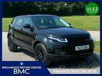 2017 Land Rover Range Rover Evoque 2.0 TD4 SE 5d 177 BHP Estate Diesel Automatic