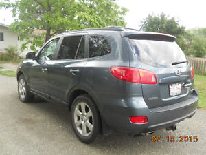 PRICE REDUCED! 2007 Santa Fe GLS SUV AWD