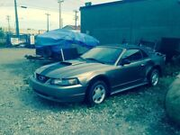 2001 mustang parts or whole gt convertible