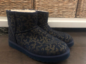 Authentic limited edition women's Ugg boots ~ size 10