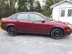 2007 Ford Focus Good Condition