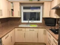 Kitchen for sale to include appliances. Buyer collect