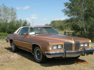 76 Pontiac Grand Prix Golden Anniversary