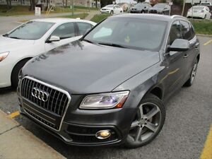 2013 Audi Q5 3.0 SUPERCHARGED/ PRESTIGE PLUS/ BANG & OLUFSEN/ S