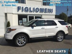 2013 Ford Explorer Limited  - Navigation - Towing Package