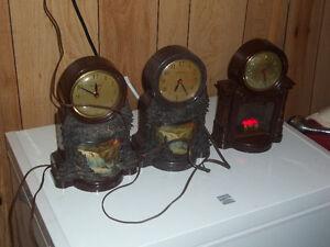 rare old novitaly clocks Peterborough Peterborough Area image 1
