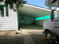House for Sale 30-35 kms from Kindersley, Sask .Reduced