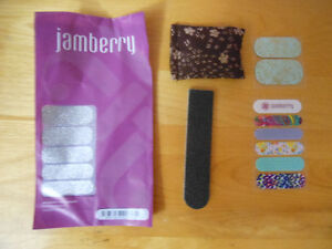 Jamberry Nail Wrap - Diamond Dust Sparkle