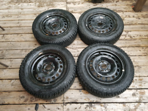 Winter tires Nord Storm 195/65/15