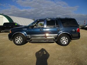 2004 Lincoln Navigator Lthr Roof 3rd Row TV/DVD 4x4