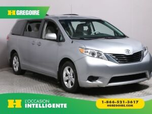2014 Toyota Sienna LE 8 PASSAGERS AUTO A/C MAGS CAM RECUL