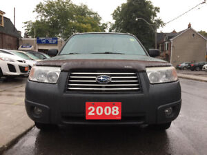 2008 Subaru Forester X Wagon ***NO ACCIDENT***