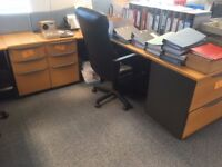 OFFICE FURNITURE TO CLEAR