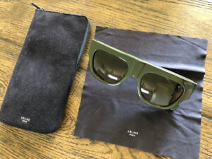Celine Popular Square Frame Sunglasses