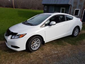2012 Honda Civic EX Coupé