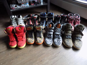 Shoes sizes 9 - 9.5