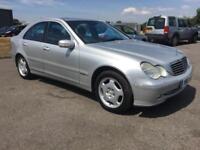 2001 Mercedes-Benz C Class 3.2 C320 Avantgarde 4dr
