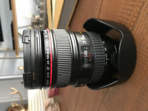 Objectif Canon 24-105mm f./4 neuf