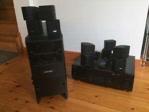 Bose surround sound system for sale
