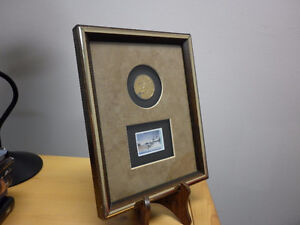 Ducks Unlimited Coin And Stamp