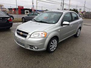 2008 Chevrolet Aveo SUNROOF *Remote start * WELL MAINTAINED