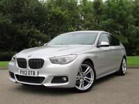 2012 BMW 5 Series Gran Turismo 3.0 530d M Sport Hatchback 5dr Diesel