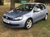 2010 Volkswagen Golf 1.2 tsi petrol manual 40000 miles drives great cat c