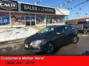 2013 Ford Focus SE   NAVI!  LEATHER!  ROOF!  ALLOYS!  POWER SEAT