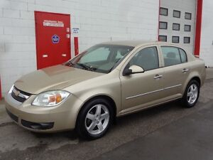 2005 Chevrolet Cobalt LT ~ 64,000kms! ~ Heated Leather ~ $5500