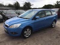 Ford Focus 1.6 2008.25MY Style ESTATE MANUAL PETROL-LADY OWNER