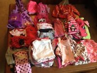 2 Baby girl clothing lots. (0-3 month & 3-6 month)