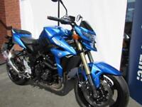 SUZUKI GSR750 A L6 ABS MOTO GP EDITION WITH 68 MILES AND YOSHIMURA CAN
