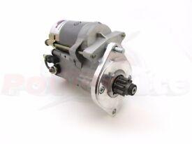 Mini starter motor 1959-1982