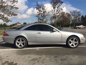 REDUCED 2003 Mercedes-Benz CL500, Clean Carfax, Amazing Conditio