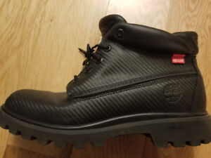 BLACK Timberland boots, Size 12 MENS