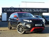 2014 Land Rover Range Rover Evoque 2.2 SD4 Dynamic 4x4 5dr