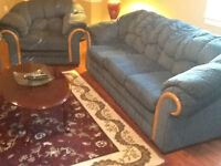 Urgent sale, moving. see prices below Sofa set, sofa bed & more