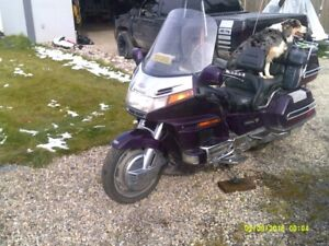 GOLDWING  SE 6 cylinder  1995       1500cc     s