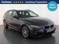 2014 BMW 3 SERIES 320d M Sport 5dr Step Auto Estate Touring