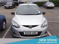 2009 MAZDA 2 1.3 TS 1 Owner Low Miles Isofix Low Insurance