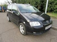 2006 VOLKSWAGEN TOURAN 2.0TDI SPORT 7 SEATS MANUAL DIESEL