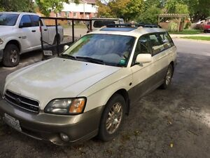 2002 Subaru Outback AWD L.L. Bean Edition