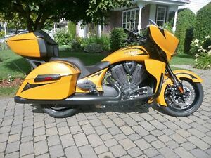 2013 Victory Cross Country Tour, Corey Ness Edition Limitée