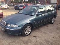 Rover 45 diesel 195 no offers