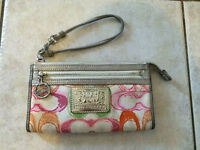 Authentic Coach Wristlet's, Wallets & iPad Case - new added